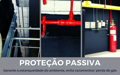 Proteção Passiva