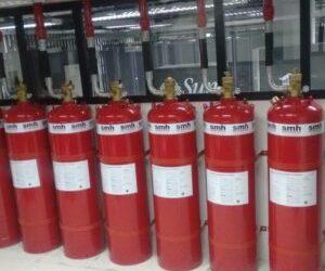 Conheça o Sistema de Combate a Incêndio com FM-200 / HFC227