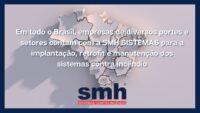Projetos em Andamento SMH  Sistemas