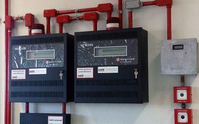 Conheça os principais sistemas de detecção e alarme de incêndio
