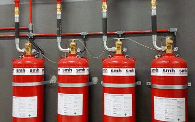 As Tecnologias para Combate a Incêndio mais utilizadas na Proteção de Data Centers e Ambientes de Missão Crítica