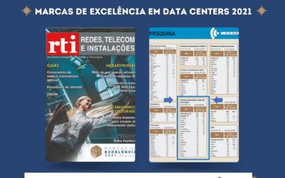 A SMH SISTEMAS é Eleita como Marca de Excelência em Data Centers 2021